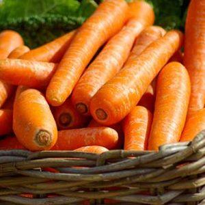 Valgomosios morkos
